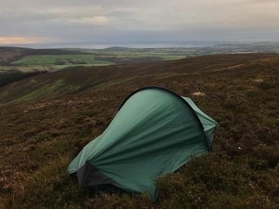 Isle of Man Wild Camp
