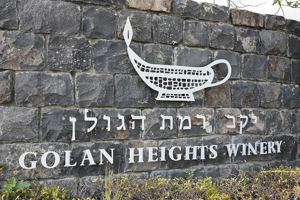4 - Golan Heights Winery and Olive Oil Manufacturer