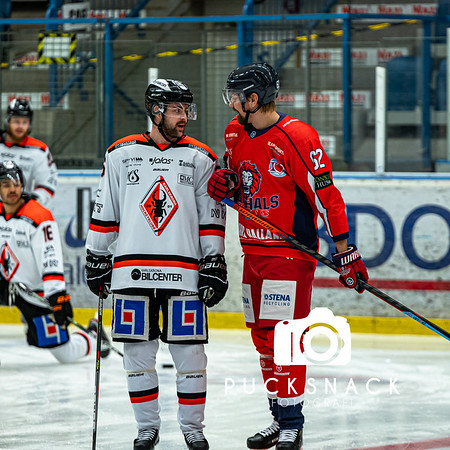 Hockeyettan Södra: Hanhals Kings vs Karlskrona HK