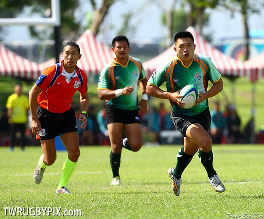 2017年全國運動會橄欖球7人制(Taiwan National Athletic Games_Rugby 7s)