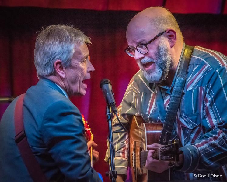 Gary Rue & Richard Kriehn--Lush Country @ Crooners