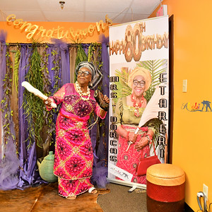 Madam Dorcas Etareri 80yrs Birthday