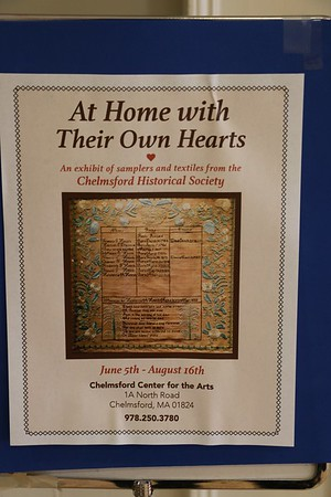 CHS Textile Exhibit at the Center for the Arts