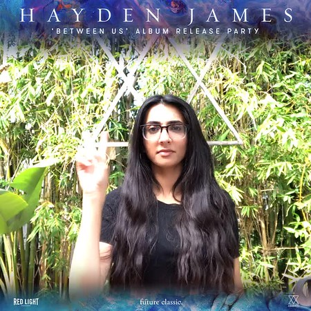 Hayden James Album Release Party LA MP4s