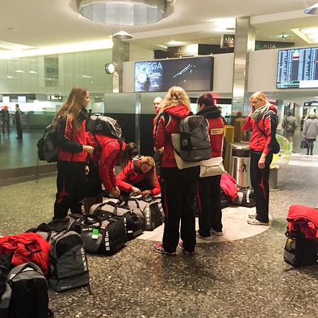 12.01.2015: Reise und Training Juschni