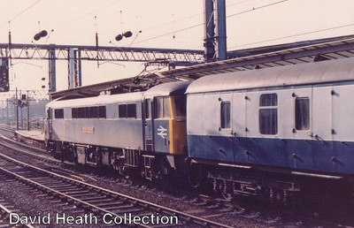 Class 86/1  (BR Doncaster & English Electric Vulcan Foundry)