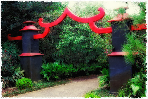 Bellingrath Gardens - Asian American Garden