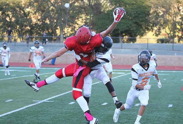 Monte Vista Freshman Football 2014