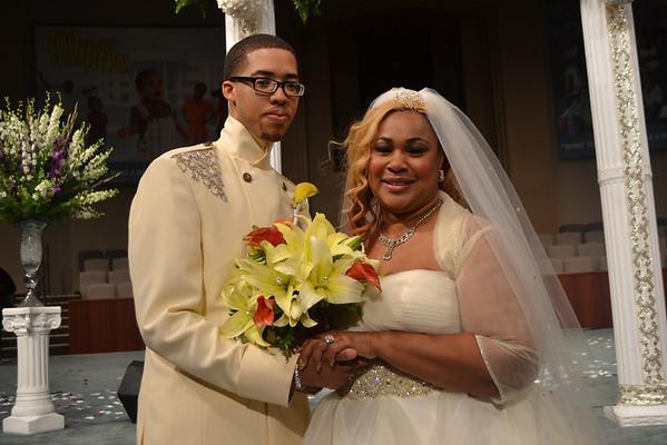 Stevenson Nelson Wedding
