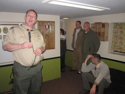 Troop meeting Oct 24