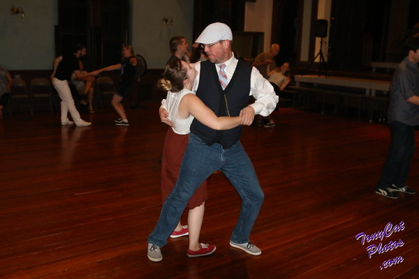 Lindy Society Swing Dance