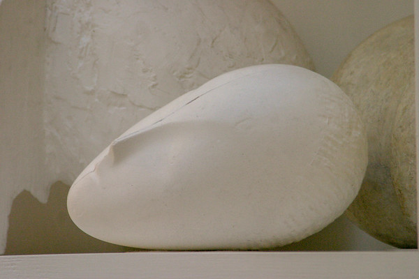Brancusi's Studio – Centre Pompidou Paris, France - December, 2005