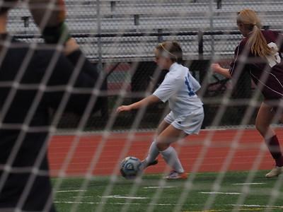 3/31/16 - Girls JV and Varsity Soccer