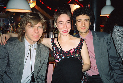 Wedding Party for Shary Flenniken and Bruce Jay Paskow, 1987