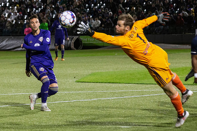 #2126 Lou City FC vs. Indy Eleven FC Playoff Game, 10/20/18