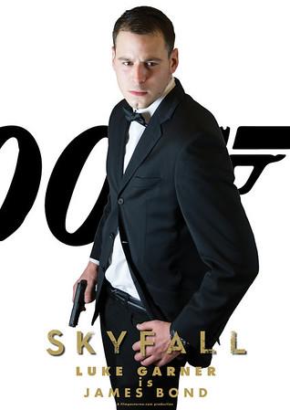 Luke James Bond