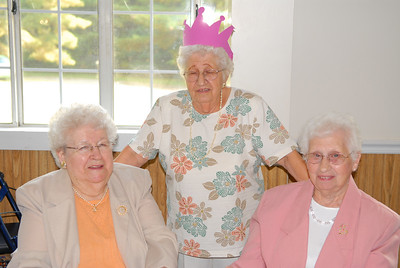 Aunt Jeanne's 90th Bday