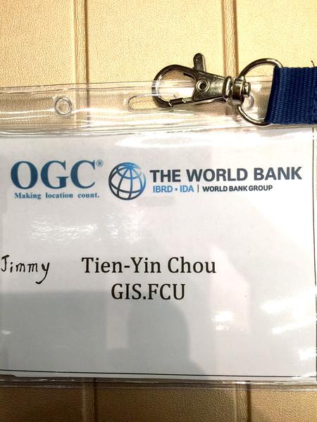 第98屆OGC TC.PC會議在美國Washington DC 世界銀行組織WBG總部舉行.JPG