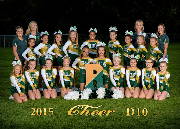 Cheer - D10 Portraits