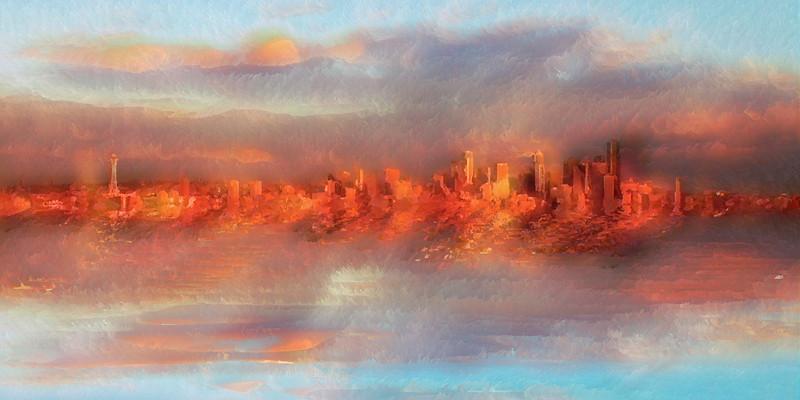 Seattle Skyline