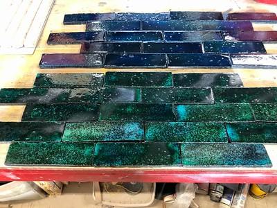 Glazed Bricks and tiles
