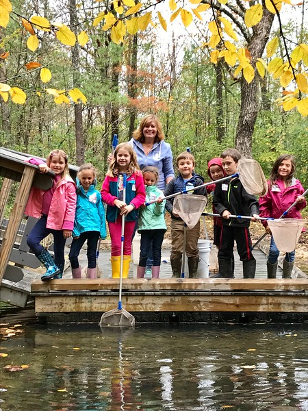 1st Grade Hildene Pond