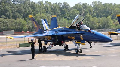 2019 Seafair Blue Angels Video