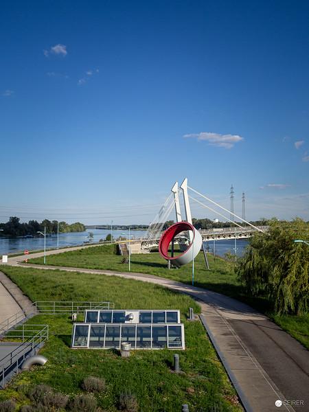 Kraftwerk Freudenau - Führung tief unter der Donau