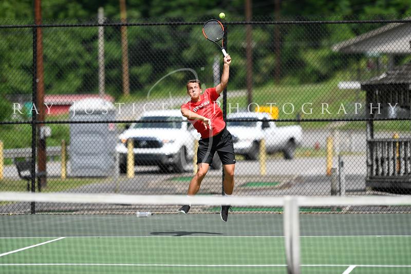 BHS Tennis McNamee Boys