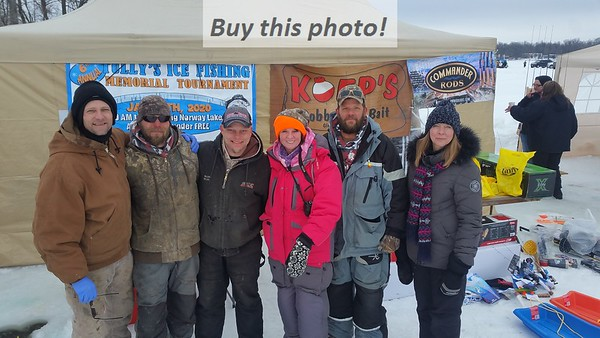 Tullys Ice Fishing Memorial 01-25