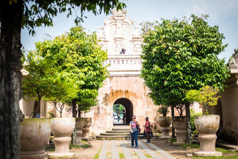 Palace's Gate