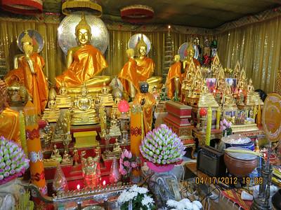 Combordiam Buddhist Temple festival