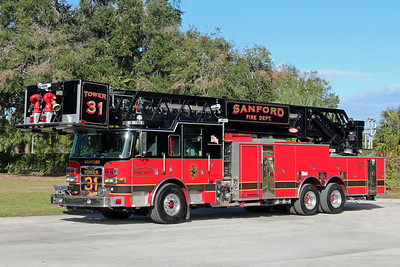 Sanford Fire Dept
