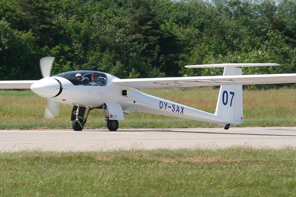 OY-SAX - Stemme S10-VT