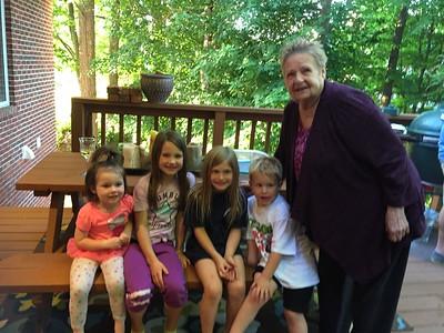 Memorial Day Grandma Leita