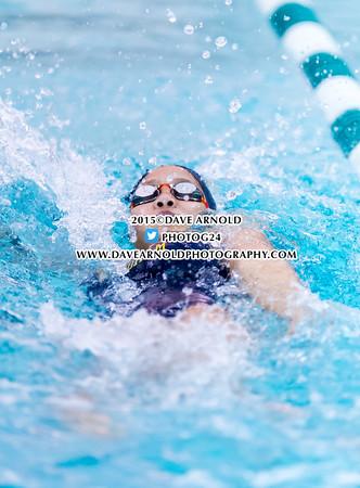 10/28/2015 - Girls Varsity Swimming - Needham