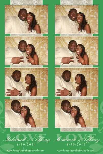 Mohamed & Tiffany 08/30/2014
