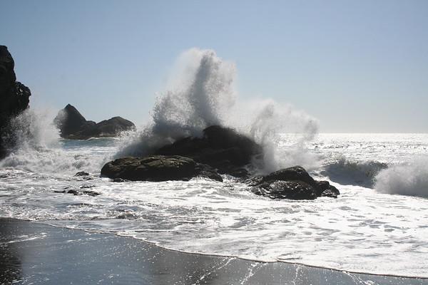 Day 7: Oregon Pacific Coast - 25 September 2008