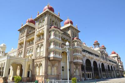 Mysore Palace - Amba Vilas - Mysore