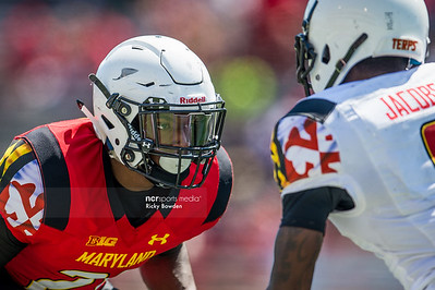 University of Maryland Terrapins Spring Football Game