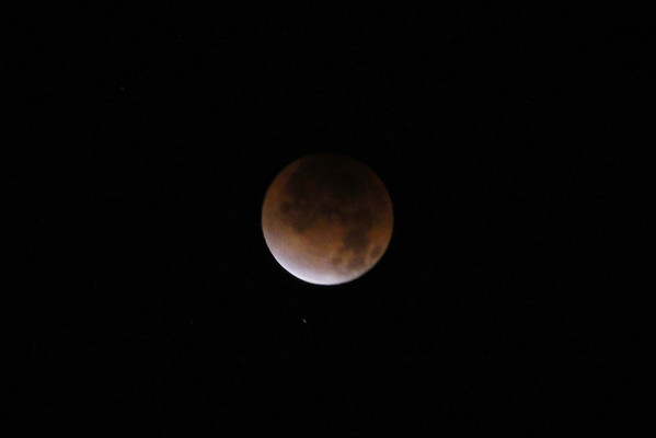 Lunar Eclipse - December 10th 2011