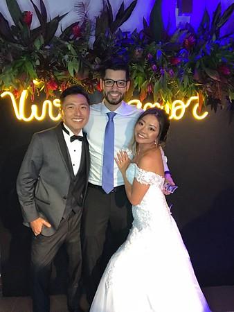 Larissa e Fabio - Casamento individual