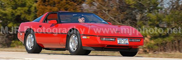 Private Session, Red Corvette, 03.23.08