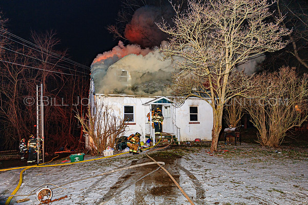 Multiple Fatality/Homicide Structure Fire - Rombout Fire District  Fishkill, N.Y.