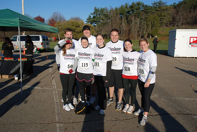 Wounded Warriors Run/Walk