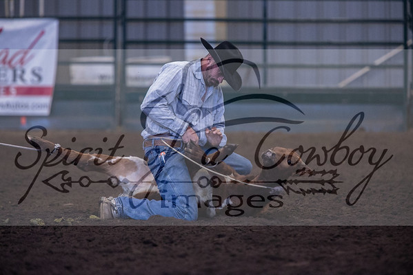 Saturday Tie-down Roping