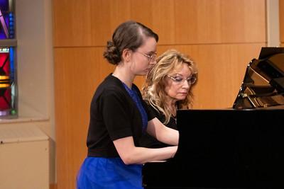 2019 Makayla Stevenson Senior Piano