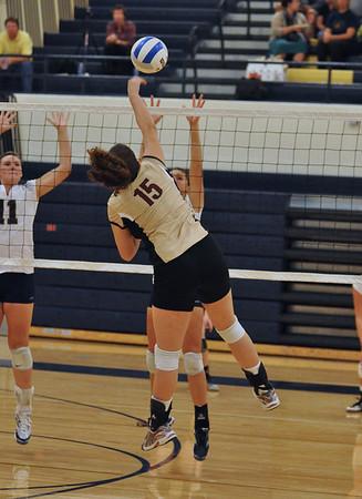 Southridge vs. West Albany High School Volleyball