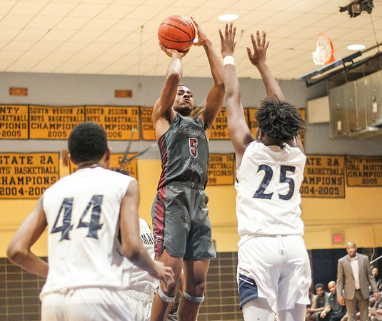 High School Boys Basketball: Fairmont Heights vs. Potomac
