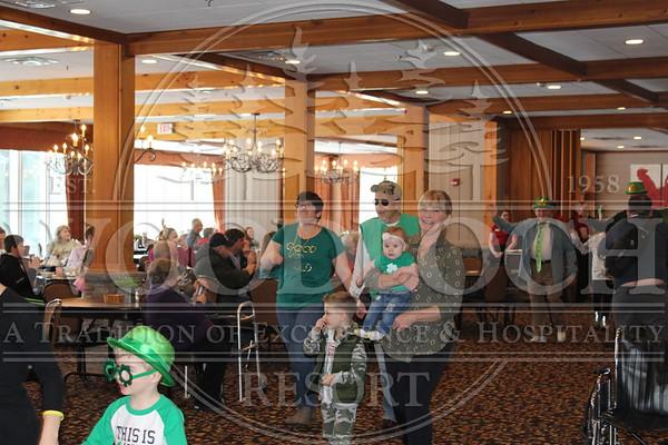 March 14 - Irish Parade